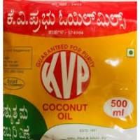 K V Prabhu Coconut Oil (500ml)