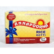 Annapoorna Rice Rotti (Kori Rotti) – 500 grams