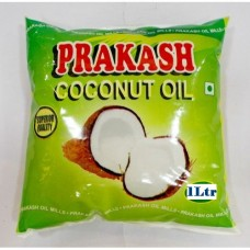 Prakash Coconut Oil 1ltr