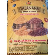 Boiled Rice - GAJANANA Brand - 10 Kg - ಕುಚಲಕ್ಕಿ