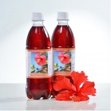 HIBISCUS FLOWER SYRUP-500 ml