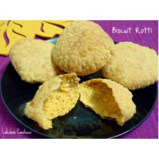 Biscuit Rotti -(Pack of 3)