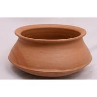 Clay Cooking Vessel - ಮಣ್ಣಿನ ಮಡಕೆ-ಬಿಸಲೆ (Big Size)