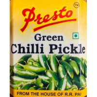 Green Chilli Pickle -300gms