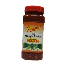 Presto Cut Mango Roasted Masala Pickle 500gm