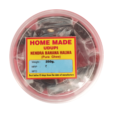 Nendra Banana Halwa (Pure Ghee)  -250g