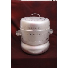 Thondur ತೊಂದೂರ್ (Idli Cooker Aluminium) - 15 Cups Capacity (Without Cups)
