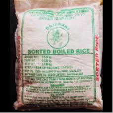 Boiled Rice - GAJANANA Brand - 5 Kg - ಕುಚಲಕ್ಕಿ