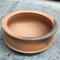 Clay Cooking  Vessel - ಮಣ್ಣಿನ ಮಡಕೆ-ಬಿಸಲೆ (Medium Size)