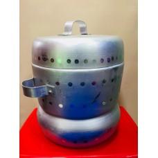 Thondur ತೊಂದೂರ್  - Idli Cooker Aluminium - 18 Cups Capacity (Without Cups)
