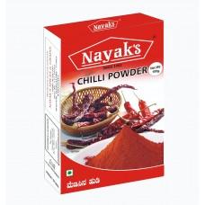 Nayaks Chilly Powder - 100 GMS
