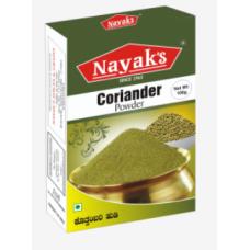 Nayaks Corriander Powder - 100 GMS