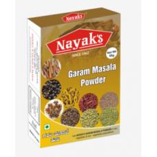 Nayaks Garam Masala Powder - 50 GMS