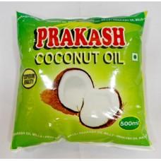 Prakash Coconut Oil 500 ml