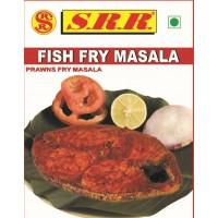 SRR Fish Fry Masala 80gms
