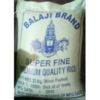 Boiled Rice - Balaji Brand - 30 KGS - ಕುಚಲಕ್ಕಿ