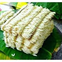Mangalore Mallige 1 Atte  (4 ಚೆಂಡು)* - Banana Stem Thread
