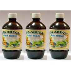 Dia Areca - Food supplement to manage Diabetes (Madhumeha  Sugar level) 500 ml
