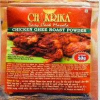 Chakrika Chicken Ghee Roast Powder 80 grm (Pack of 2 pouches)